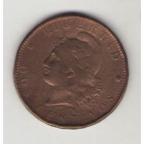 Monedas De Cobre Argentinas - 1892-1894