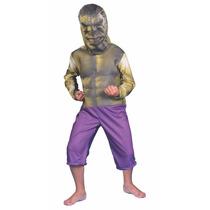 Disfraz Increible Hulk Avengers 2 T 2 Juguetería El Pehuén
