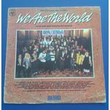 Disco Vinil Lp Usa Por Africa - We Are The World