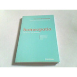 Livro Homeopatia Medicina Sob Medida - Paulo Rosenbaum