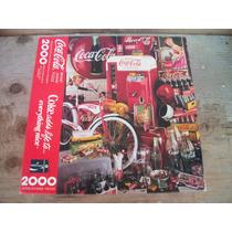 Tm.coca-cola Rompecabesas 2000 Pzs.
