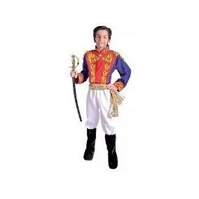 Disfraz De Simon Bolivar Carnavalito