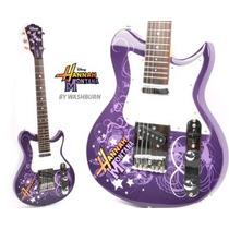 Oferta Guitarra Electrica Disney Hannah Montana Washburn