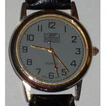 Relógio Antigo - Quartz - Dumont