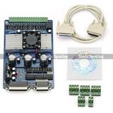 Cnc Placa Controladora 3 Eixos Tb6560 Pronta Entrega