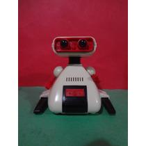 Robô Ding-bot (ding-bô) - Tomy - Raridade