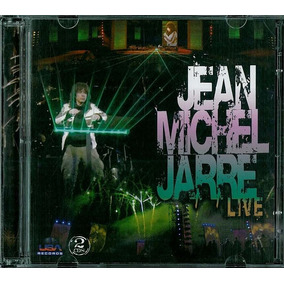 Cd - Jean Michel Jarre - Live Duplo