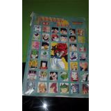 Libro Dragon Ball (guía De Personajes A-z)