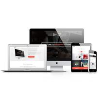 Script Php Quattro Site +blog+admin Responsivo Institucional