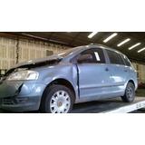 Volkswagen Suran 2009 Chocado Dado De Baja Total!!!!