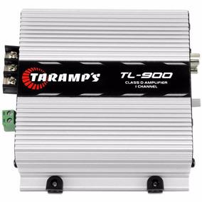 Modulo Taramps Tl 900 1 Canal Mono 300w Rms 2 Ohms