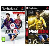 Patch Fifa 14 E Pes 2016 Para Ps2 É Patche!