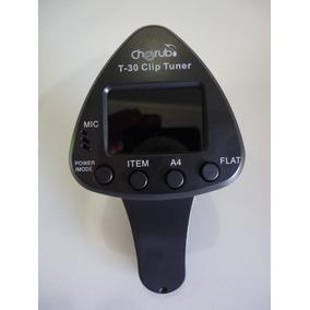Afinador Cromático Condor Cherub T30 Clip Violão Viola Etc