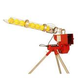 Maquina De Bateo Heater Htr6000bb Para Beisbol Ajustable