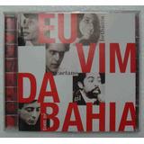 Eu Vim Da Bahia Cd Nacional Usado Caetano, Gil, Gal, Bethâni