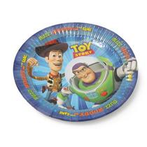 Cotillon Cumpleaños Platos Toy Story Buddy Buzz Gabym