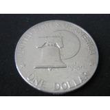 Moneda 1 Dolar Usa Conmem. 1776-1976 Campana Libertad Oferta