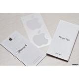 Manual Iphone 4 E 4s + Extrator De Chip + Adesivo Apple