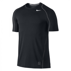 Camiseta De Compressão Masculina Nike Pro Cool Manga Curta