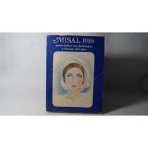 Misal 1986 Para Todos Los Domingos Y Fiestas Del Año