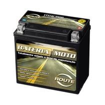 Bateria Moto Route Harley Davidson 883 E 1200 ( Selada )