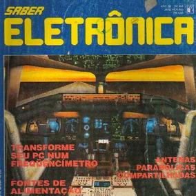 Revista Saber Eletrônica 266 Trêmulo Para Violões