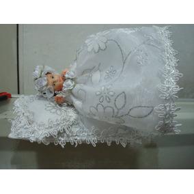 Divina Infantita 8cm Pasa Sin Vestir, Fina Para Recuerdo.
