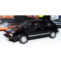 1:18 Volkswagen Golf Gti 1983 Pirelli Negro Welly