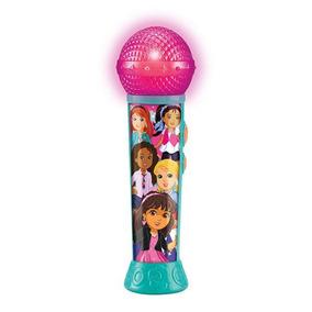 Dora Micrófono Canta Conmigo Mattel Dgw52