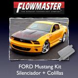 Promocion 2 Silenciadores Flowmaster P/mustang Envio Gratis