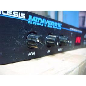 Procesador Digital Midiverb Iii Alesis Banco Programable Dig