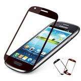 Cristal Vidrio Samsung Galaxy S3 Mini Y S4 Mini /original/