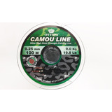 Nylon Tanza Camou Line Ottoni X100mts Made In Japon Desde
