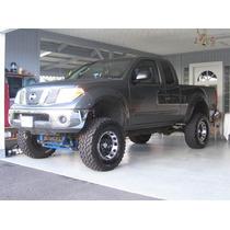 Suspensión 5 Pul Calmini 2wd, Nissan Frontier 2005-2015 4x4