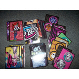 Lote 67 Figuritas Distintas Monster High Año 2013 - No Envio