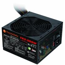 Fuente Pc Thermaltake Tr2 500 500w Reales Fan 120mm Mexx