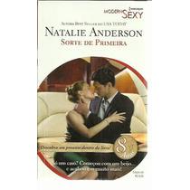 Livro Harlequin Modern Sexy Natalie Anderson Ed 69