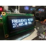 Frequencimetro P/ Radio Px Fc390 Mkii