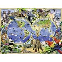 13173 Animales Extinción Rompecabezas 300 Pzas Ravensburger