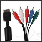 Cable Componente Para Audio Y Video Hdtv Playstation Ps2 Ps3