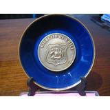 Set Platos Porcelana Francesa - Con Medallas Patrias