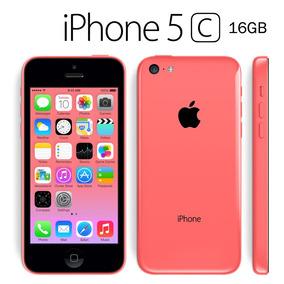 Iphone 5c Verde - Rosado Azul 16gb Desbloqueado Fabrica Caja