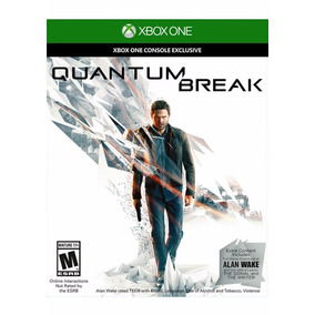 Quantum Break - Xbox One - Mídia Digital Offline