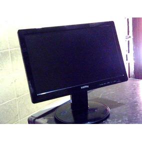 Monitor Lcd Lg 15.6 Polegadas Widescreen W1642t Logo Itautec