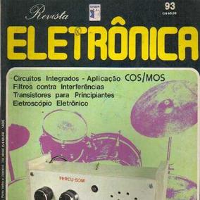 Saber Eletrônica 93 Eletroscópio Filtro Interferencias