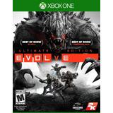 Evolve Ultimate Edition Xbox One | Fast2fun
