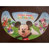 Cotillon Cumpleaños Viseras Mickey Minnie Gabym