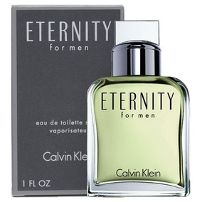 Eternity For Men 100ml Calvin Klein -100% Original E Lacrado