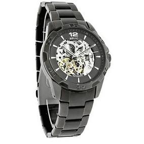 Reloj Marca Relic By Fossil Skleton Men