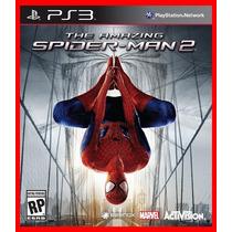 The Amazing Spiderman 2 - Homem Aranha 2 Ps3 - Cód.psn